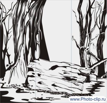 Рисунок дерева №1