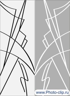 Абстракция №129