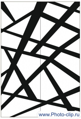 Пескоструйный рисунок Абстракция №174