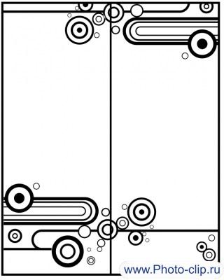 Пескоструйный рисунок Абстракция №190