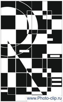Пескоструйный рисунок Абстракция №216