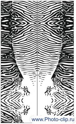 Пескоструйный рисунок Абстракция №230