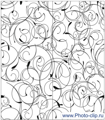 Пескоструйный рисунок Абстракция №244