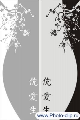 Китайская сакура 25