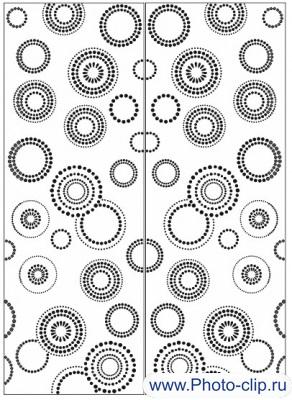 Пескоструйный рисунок Абстракция №275