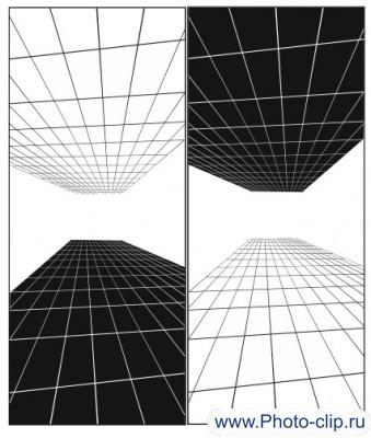 Пескоструйный рисунок Абстракция №338