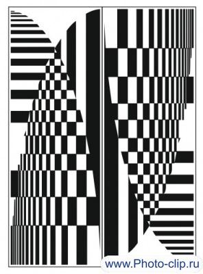Пескоструйный рисунок Абстракция №340