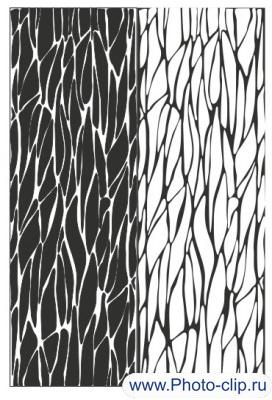 Пескоструйный рисунок Абстракция №342