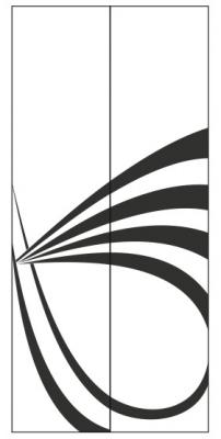 Пескоструйный рисунок Абстракция №350