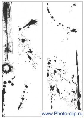 Пескоструйный рисунок Абстракция №353