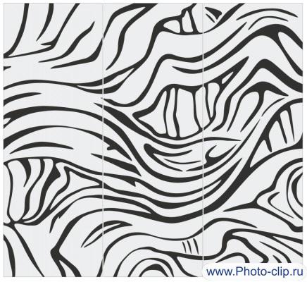 Пескоструйный рисунок Абстракция №362