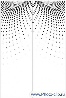 Пескоструйный рисунок Абстракция №369