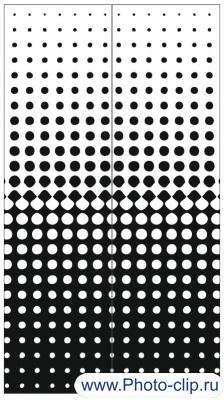 Пескоструйный рисунок Абстракция №370