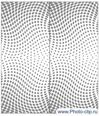 Пескоструйный рисунок Абстракция №385