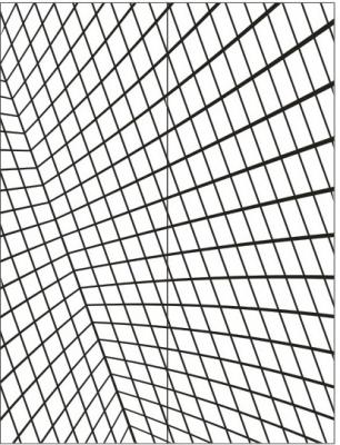Пескоструйный рисунок Абстракция №412