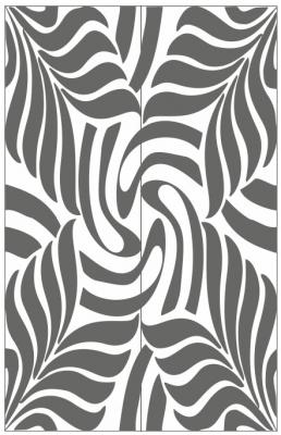 Пескоструйный рисунок Абстракция №435