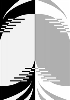 Пескоструйный рисунок Абстракция №454