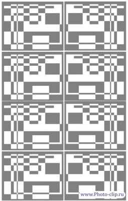 Пескоструйный рисунок Абстракция №482