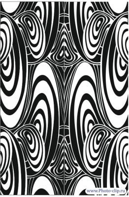 Пескоструйный рисунок Абстракция №483