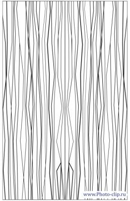 Пескоструйный рисунок Абстракция №484