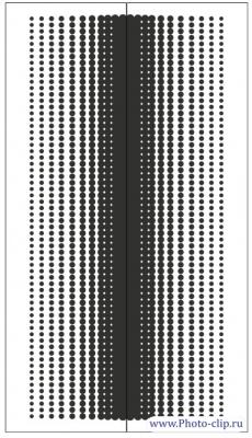 Пескоструйный рисунок Абстракция №488