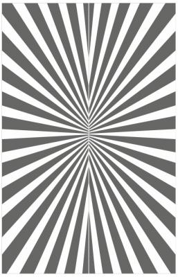 Пескоструйный рисунок Абстракция №647