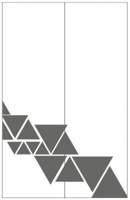Пескоструйный рисунок Абстракция №678