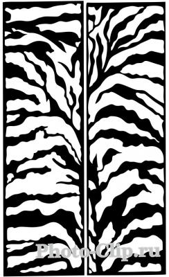 Пескоструйный рисунок Абстракция №685