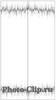Пескоструйный рисунок Абстракция №700