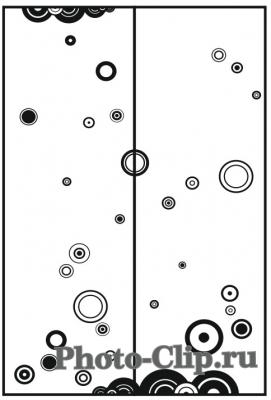 Пескоструйный рисунок Абстракция №741