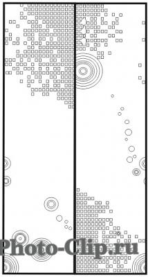 Пескоструйный рисунок Абстракция №751