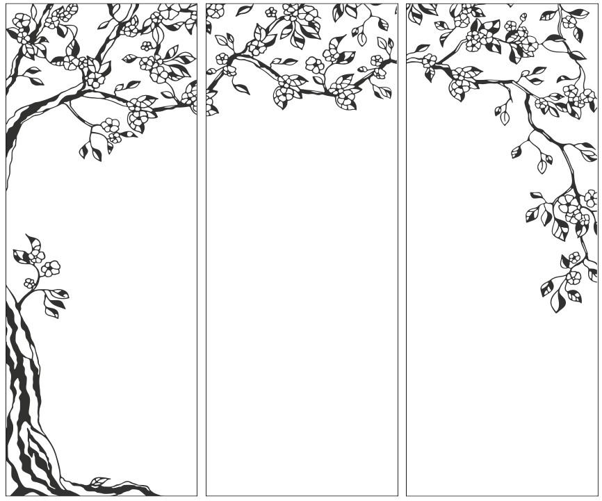 вам картинки для пескоструя деревья самом деле