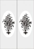 Цветочная ваза 1