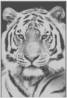 Пескоструйный рисунок 3D №001
