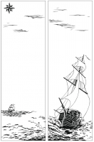 Пескоструйный рисунок  №162