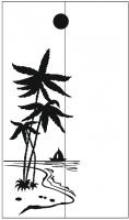 Пескоструйный рисунок  №163