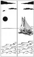 Пескоструйный рисунок  №164