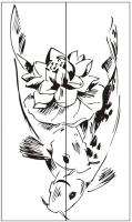 Пескоструйный рисунок  №165