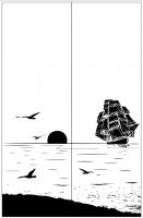 Пескоструйный рисунок  №166