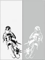 Пескоструйный рисунок 16