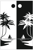 Пескоструйный рисунок №172