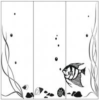 Пескоструйный рисунок  №175