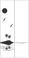 Пескоструйный рисунок №179