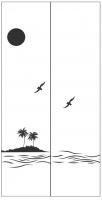 Пескоструйный рисунок №180