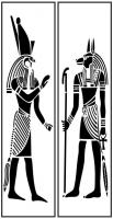 Пескоструйные рисунки Египет №19