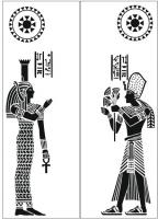 Пескоструйные рисунки Египет №20