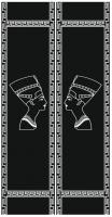 Пескоструйные рисунки Египет №21