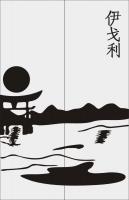 Японский пейзаж 2