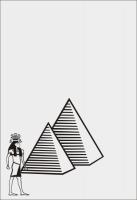 Пирамиды в векторе №2