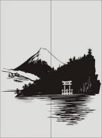 Японский пейзаж 23